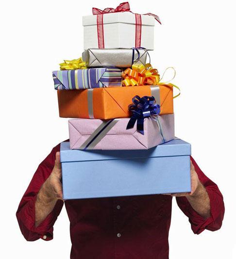 подаркам 23 февраля