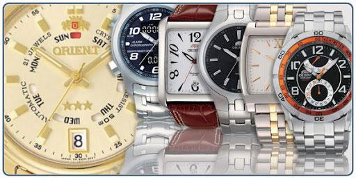 часы Ориент мужские | наручные мужские часы