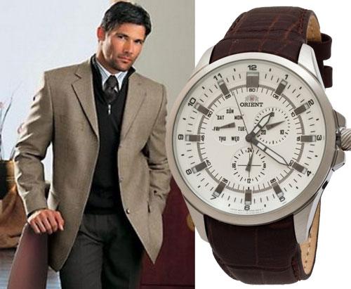 мужские часы Orient