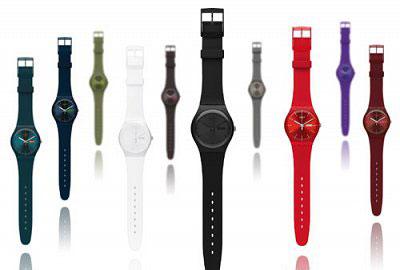 интернет магазин часов Swatch