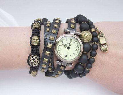 Модные часы-браслеты Anne Klein, Michael Kors и Orient