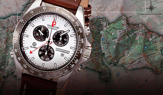 швейцарским мужским часам