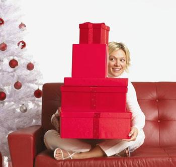 новогодние подарки 2014
