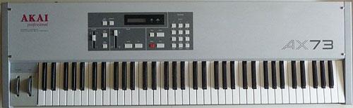 Синтезатор AKAI AX-73