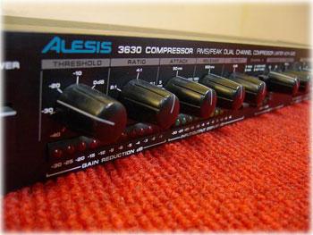 звуковой процессор Alesis 3630
