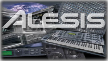 Alesis разработка музыкального оборудования