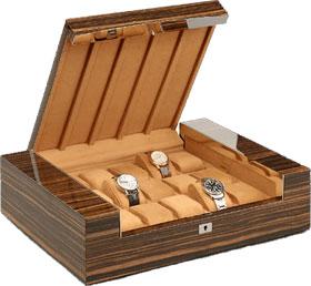 Шкатулки для хранения часов Buben & Zorweg