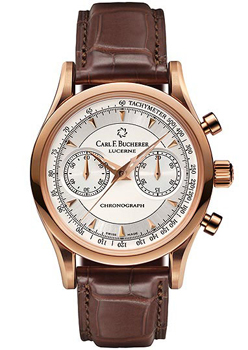 Carl F. Bucherer Маnеrо Tribute to MaBu