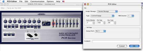 PCR Editor