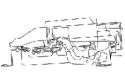 Схема механизма клавиатуры FATAR TP/400