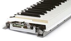 Клавиатура Fatar TP/40 WOOD