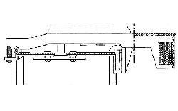 Схема механизма клавиатуры FATAR TP/8 PIANO