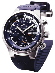 Chronograph Aquatimer «Cousteau Divers»