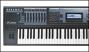 Профессиональное аудио оборудование Kurzweil