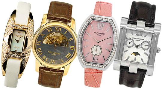 Sibwatch.ru Наручные швейцарские часы Philip Laurence