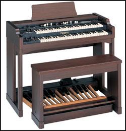 Органы Roland