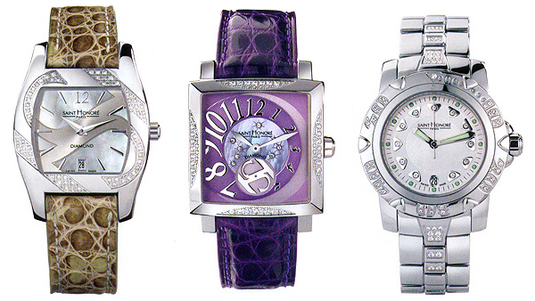 Saint Honore watches