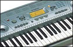 Портативные клавишные инструменты и синтезаторы Yamaha