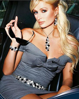 Paris Hilton, Bliss