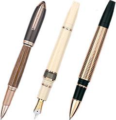 Ручки из коллекций Riva, Divina и Excelsa