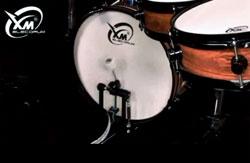 Использование восемнадцатидюймового бас-барабана у электронных ударных установках XM-World