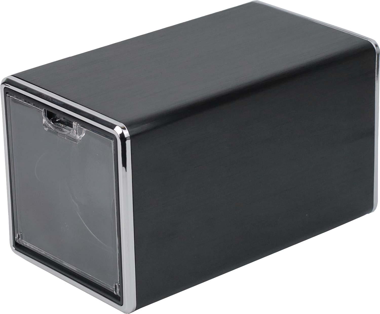 AllBox 1301-Black-Aluminium