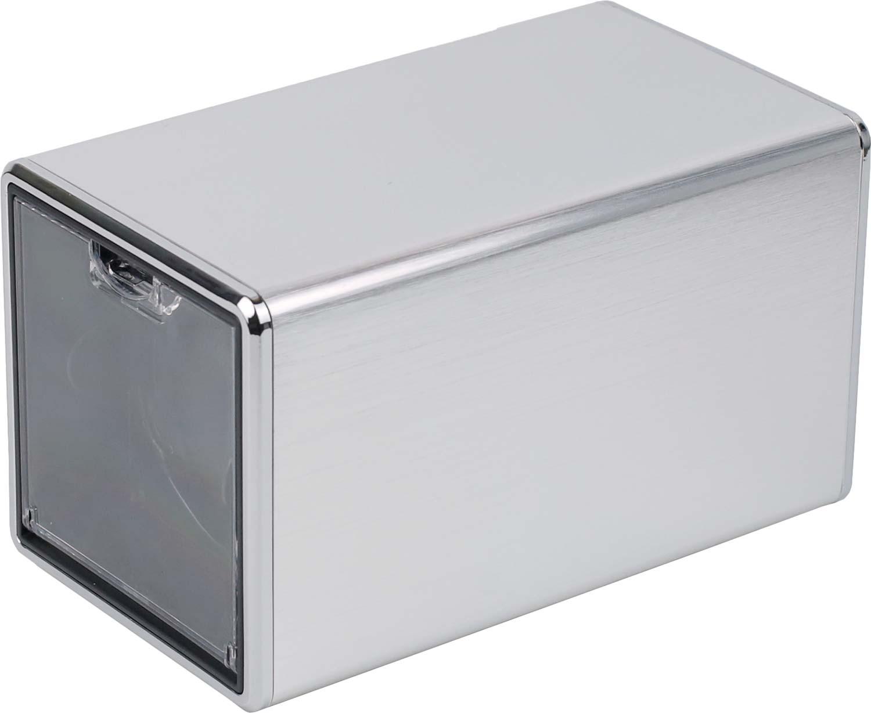 AllBox 1301-Silver-Aluminium