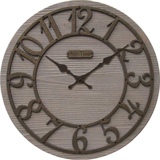 Настенные часы Art Time NSR-3433-ucenka art time art time nsr 3214