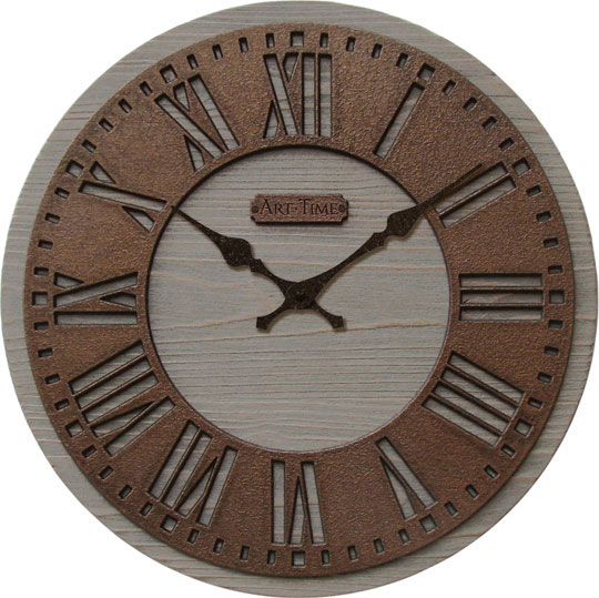 Настенные часы Art Time NTR-3184-ucenka art time smr 3582 art time