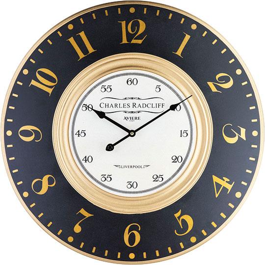 Настенные часы Aviere 25502_A напольные часы aviere 01065w a