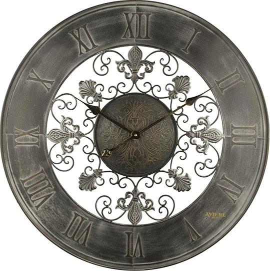 Настенные часы Aviere 25504_A напольные часы aviere 01065w a