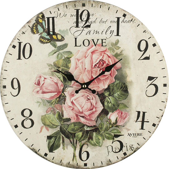Настенные часы Aviere 25508_A
