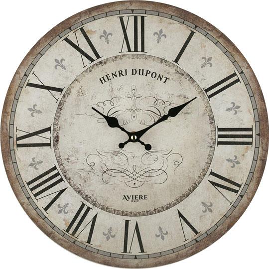 Настенные часы Aviere 25510_A