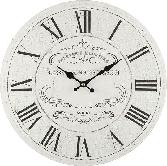 Настенные часы Aviere 25512_A