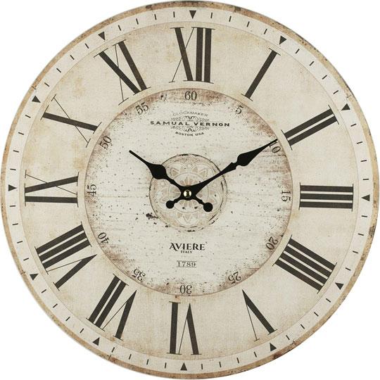 Настенные часы Aviere 25513_A