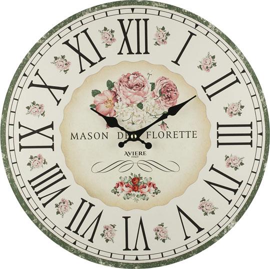 Настенные часы Aviere 25514_A
