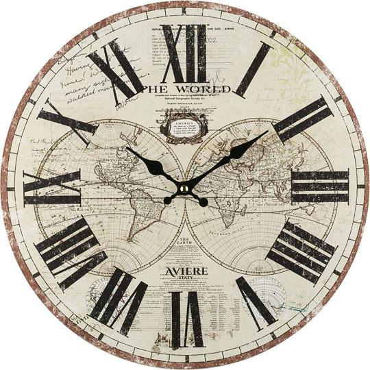 Настенные часы Aviere 25516_A