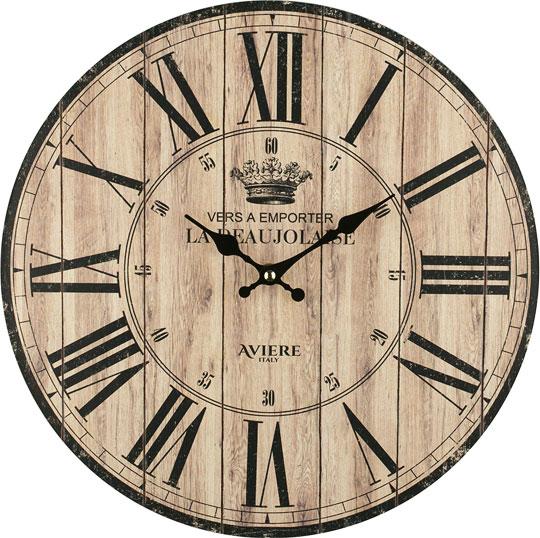 Настенные часы Aviere 25602_A