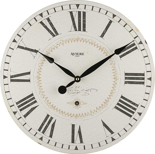 Настенные часы Aviere 25603_A