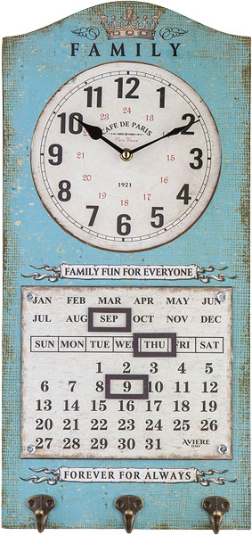 Настенные часы Aviere 25609_A часы настенные 20 5 26см 1226975