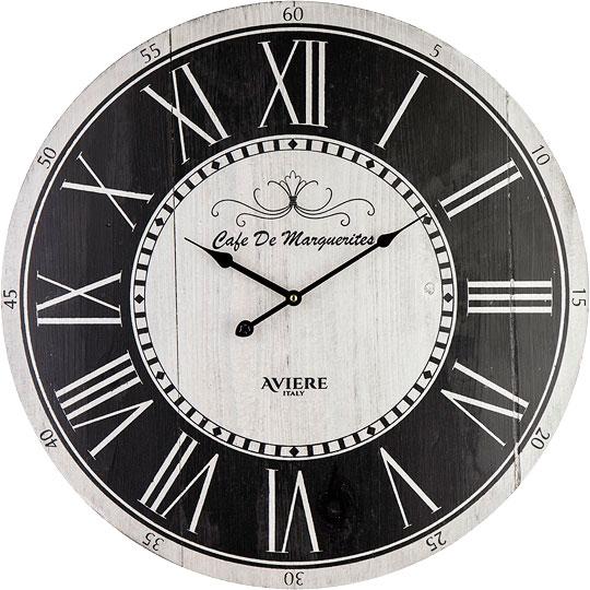 Настенные часы Aviere 25634_A напольные часы aviere 01065w a