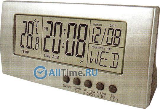 Настольные часы Бриг BRIG-CM024