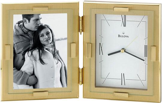 Настольные часы Bulova B1213