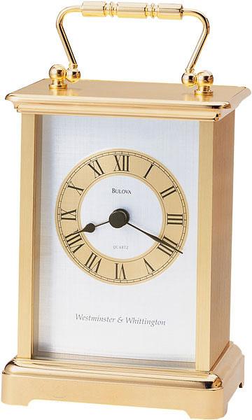 Настольные часы Bulova B1374