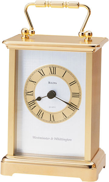 Настольные часы Bulova B1374 bulova 98a157