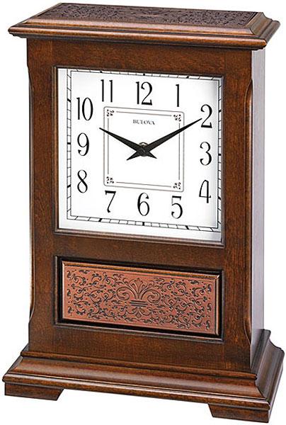 Настольные часы Bulova B1655 bulova 98a157