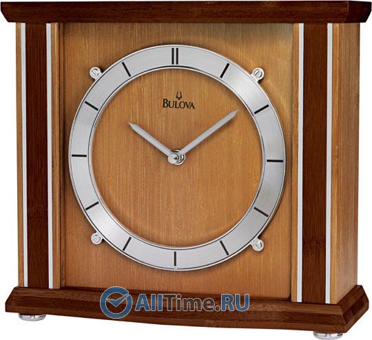 Настольные часы Bulova B1667-ucenka bulova 96s163