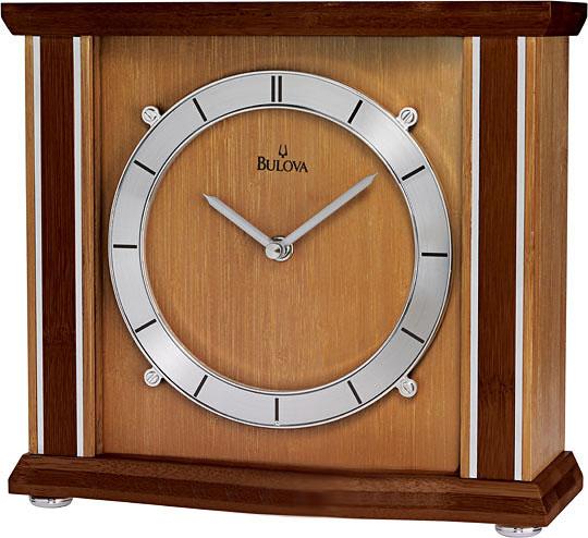 Настольные часы Bulova B1667 bulova 98a157