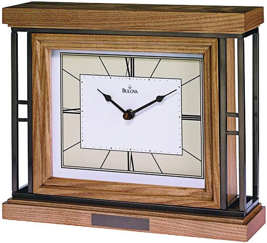 Купить со скидкой Настольные часы Bulova B1668
