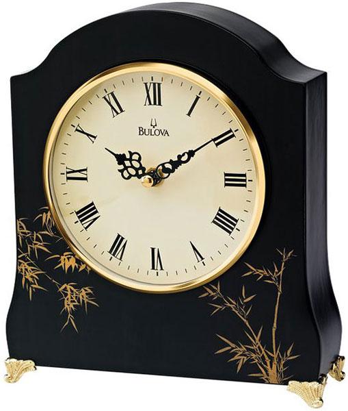 Настольные часы Bulova B1676 bulova 98a157